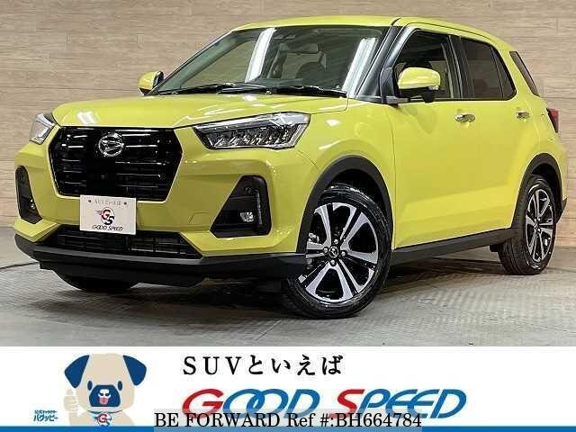 Used 2019 DAIHATSU ROCKY BH664784 for Sale