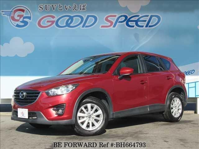 Used 2012 MAZDA CX-5 BH664793 for Sale