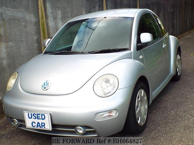 Used 2001 VOLKSWAGEN NEW BEETLE BH664827 for Sale