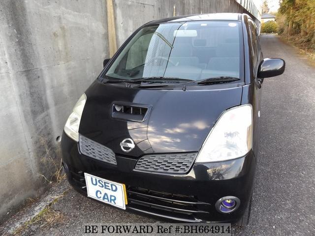 Used 2004 NISSAN MOCO BH664914 for Sale