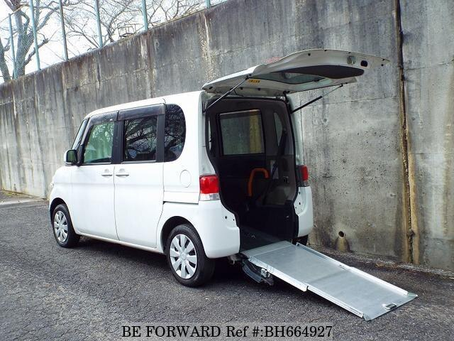 Used 2012 DAIHATSU TANTO BH664927 for Sale