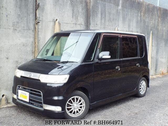 Used 2007 DAIHATSU TANTO BH664971 for Sale