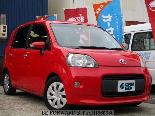 Used 2012 TOYOTA PORTE BH665080 for Sale