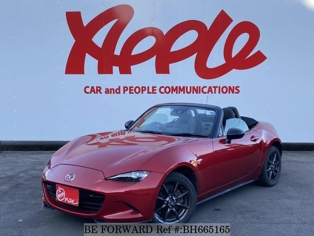 Used 2015 MAZDA ROADSTER BH665165 for Sale