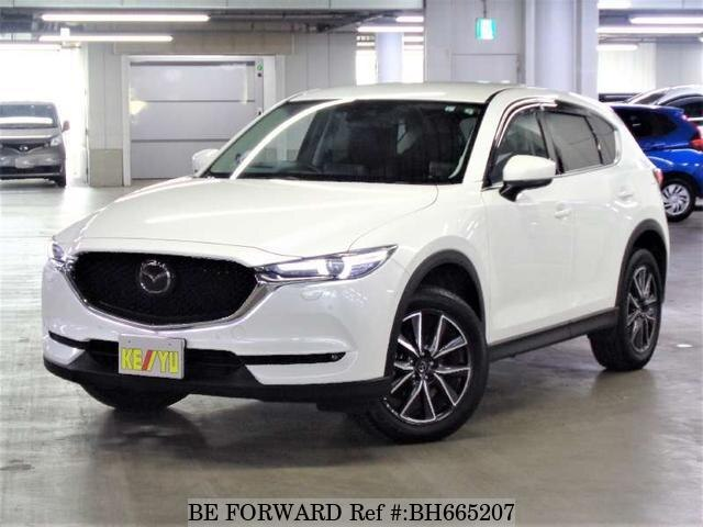 Used 2017 MAZDA CX-5 BH665207 for Sale