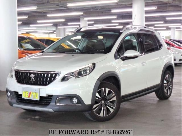 Used 2016 PEUGEOT 2008 BH665261 for Sale