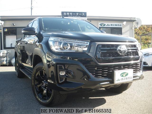 Used 2020 TOYOTA HILUX BH665352 for Sale