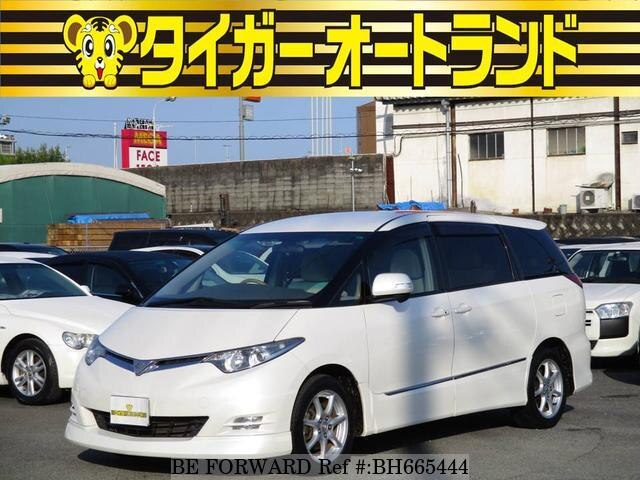 Used 2008 TOYOTA ESTIMA BH665444 for Sale