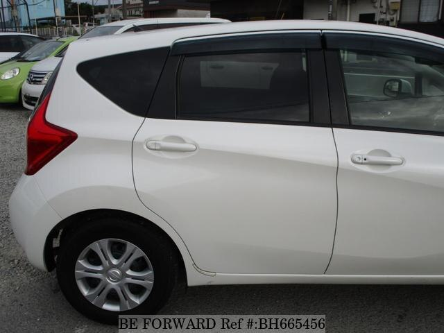 Used 2014 NISSAN NOTE BH665456 for Sale