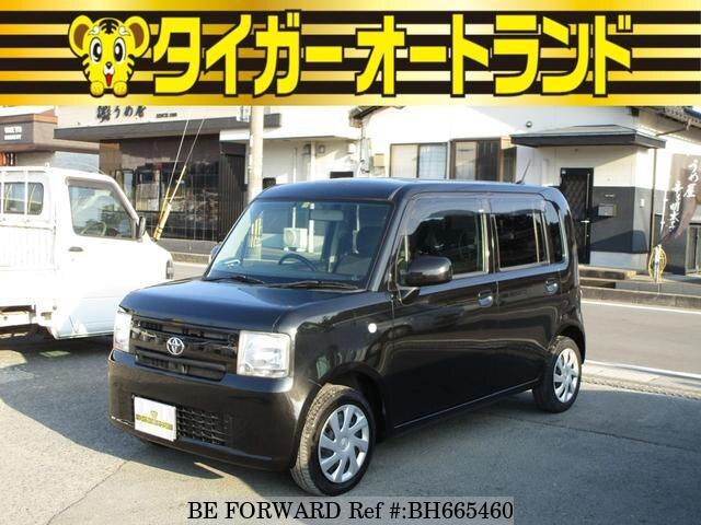 Used 2011 TOYOTA PIXIS SPACE BH665460 for Sale