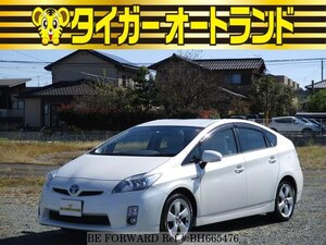Used 2009 TOYOTA PRIUS BH665476 for Sale