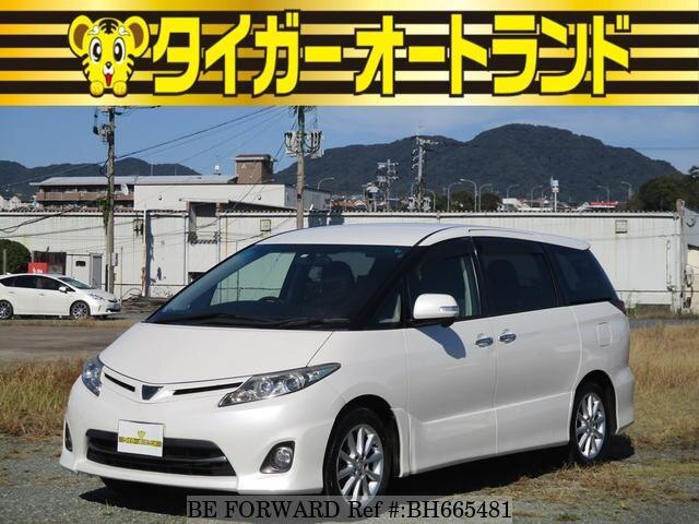 Used 2010 TOYOTA ESTIMA BH665481 for Sale