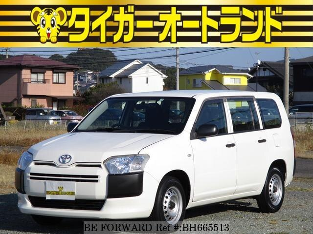 Used 2015 TOYOTA PROBOX BH665513 for Sale