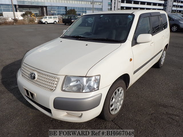 Used 2007 TOYOTA SUCCEED WAGON BH667048 for Sale