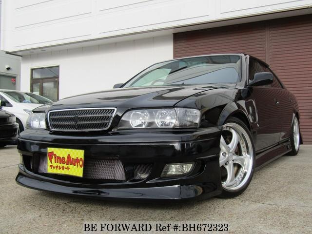 Used 1999 TOYOTA CHASER BH672323 for Sale