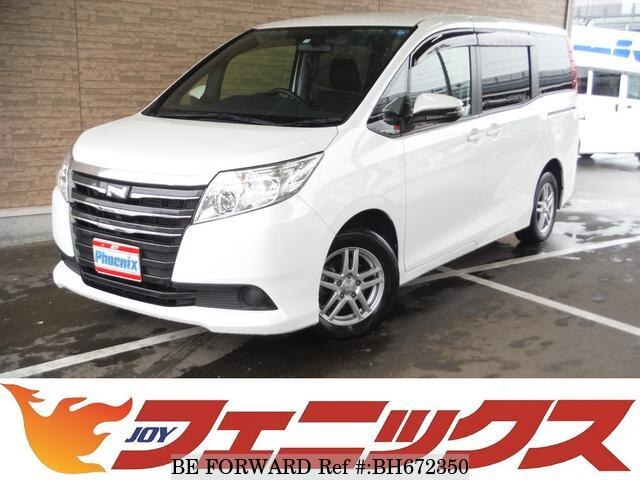 Used 2015 TOYOTA NOAH BH672350 for Sale