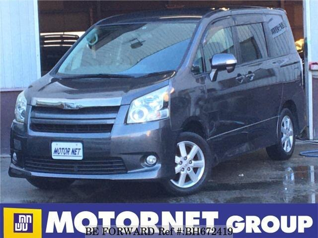 Used 2008 TOYOTA NOAH BH672419 for Sale