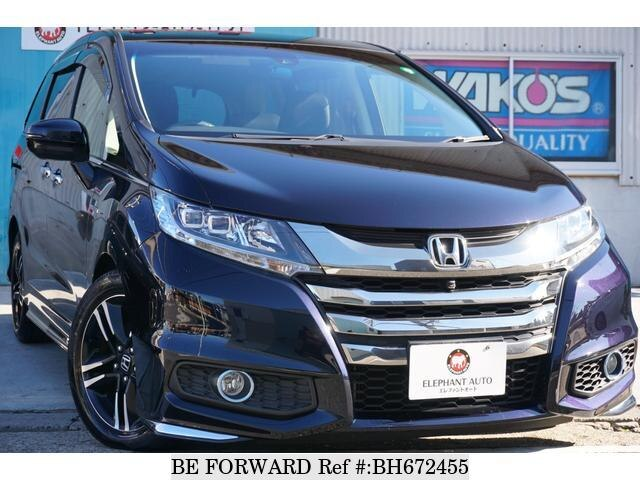 Used 2016 HONDA ODYSSEY BH672455 for Sale