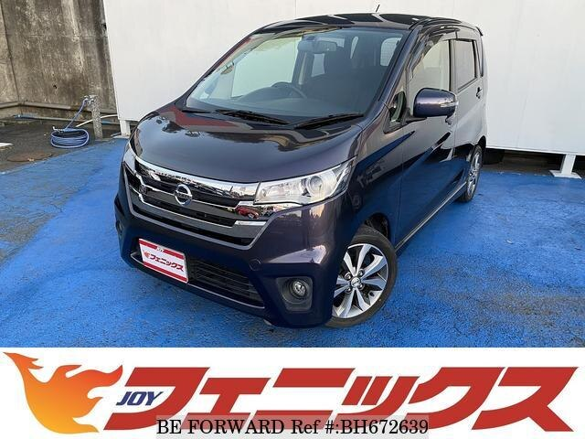 Used 2013 NISSAN DAYZ BH672639 for Sale