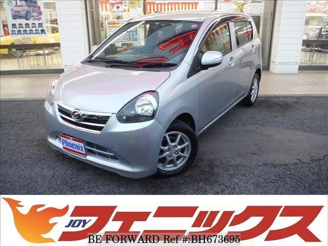 Used 2012 DAIHATSU MIRA ES BH673695 for Sale