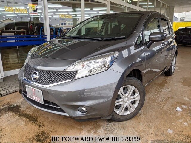 Used 2015 NISSAN NOTE BH679359 for Sale