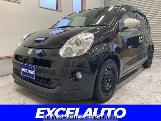 Used 2010 TOYOTA PASSO BH679521 for Sale