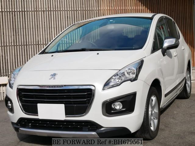 Used 2016 PEUGEOT 3008 BH679561 for Sale