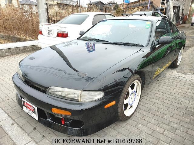 Used 1994 NISSAN SILVIA BH679768 for Sale