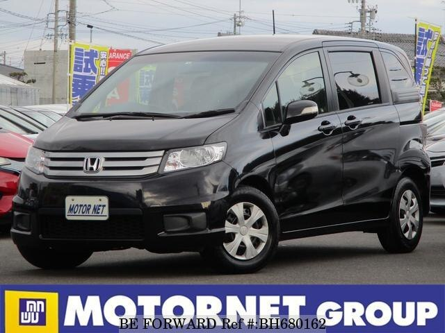 Used 2012 HONDA FREED SPIKE BH680162 for Sale