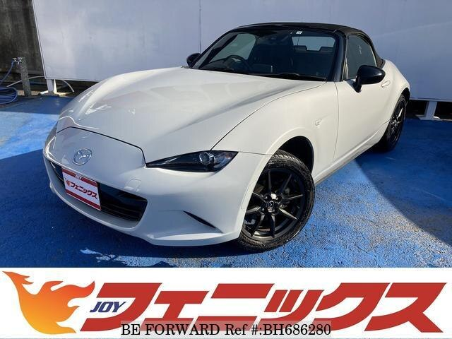 Used 2017 MAZDA ROADSTER BH686280 for Sale