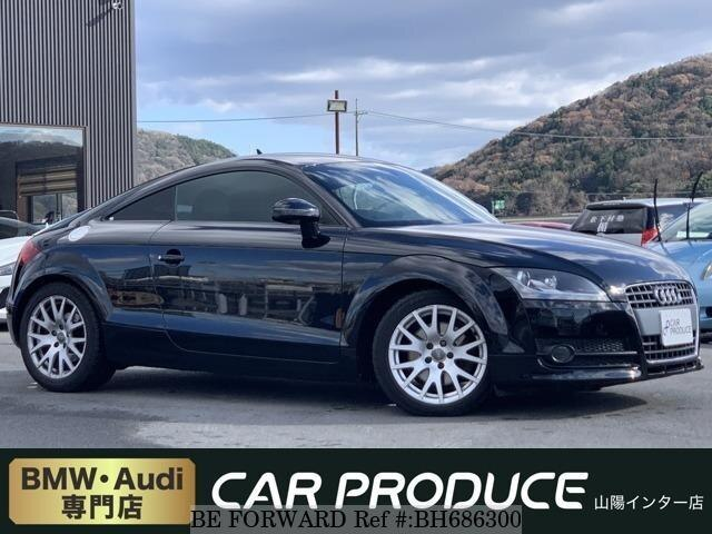 Used 2008 AUDI TT BH686300 for Sale
