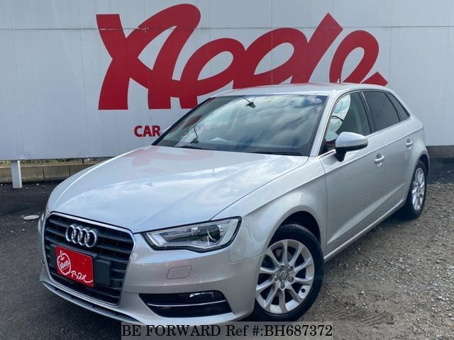 Used 2013 AUDI A3 BH687372 for Sale