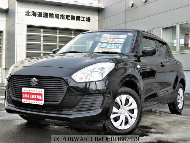 Used 2018 SUZUKI SWIFT BH687379 for Sale