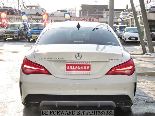 Used 2014 MERCEDES-BENZ CLA-CLASS BH687382 for Sale
