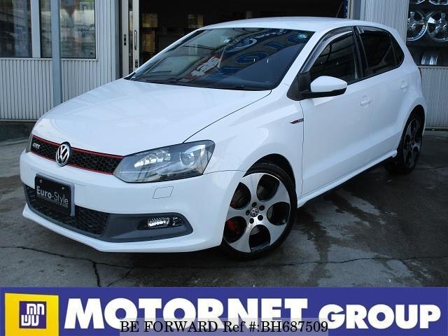 Used 2013 VOLKSWAGEN POLO BH687509 for Sale