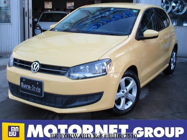 Used 2010 VOLKSWAGEN POLO BH687510 for Sale