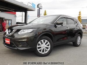 Used 2016 NISSAN X-TRAIL BH687512 for Sale