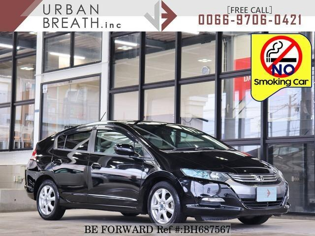 Used 2009 HONDA INSIGHT BH687567 for Sale