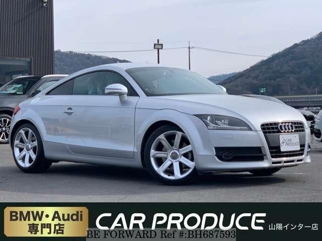 Used 2007 AUDI TT BH687593 for Sale
