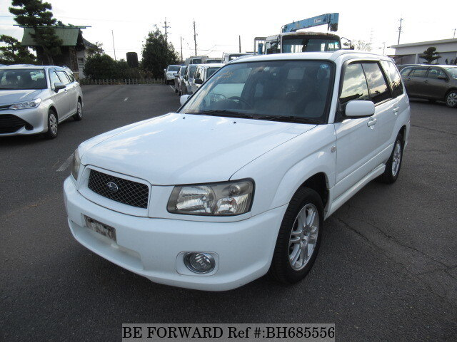 Used 2003 SUBARU FORESTER BH685556 for Sale