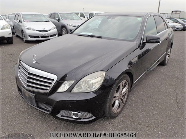 Used 2009 MERCEDES-BENZ E-CLASS BH685464 for Sale