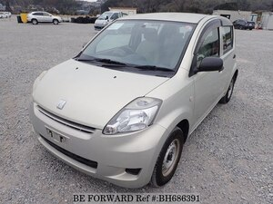 Used 2008 TOYOTA PASSO BH686391 for Sale
