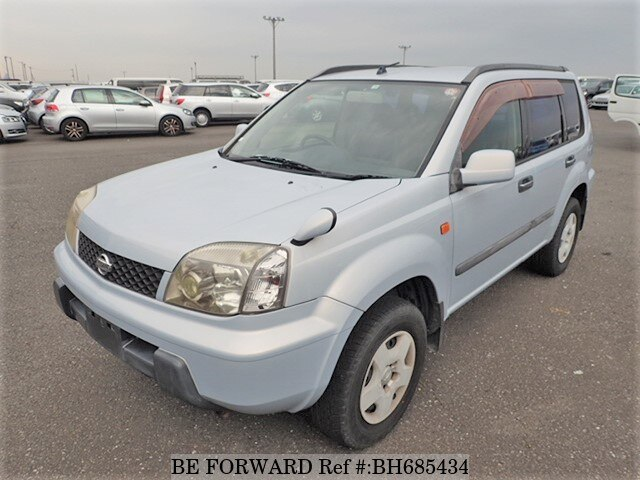 Used 2002 NISSAN X-TRAIL BH685434 for Sale