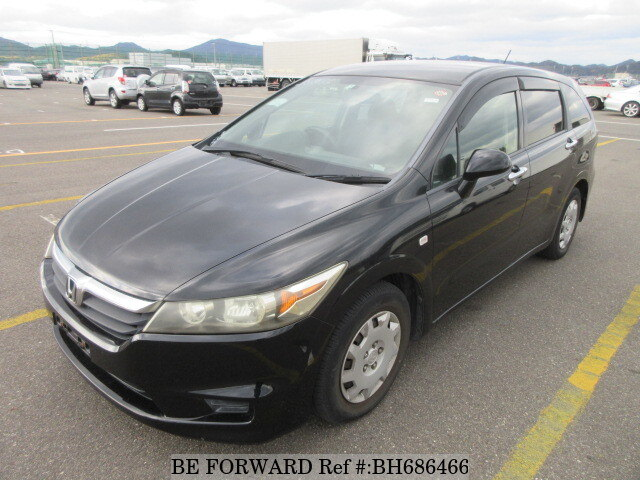 Used 2008 HONDA STREAM BH686466 for Sale