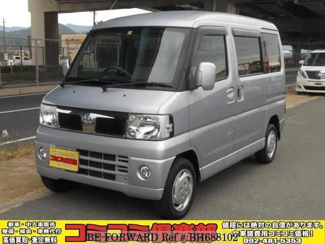 Used 2008 NISSAN CLIPPER RIO BH688102 for Sale