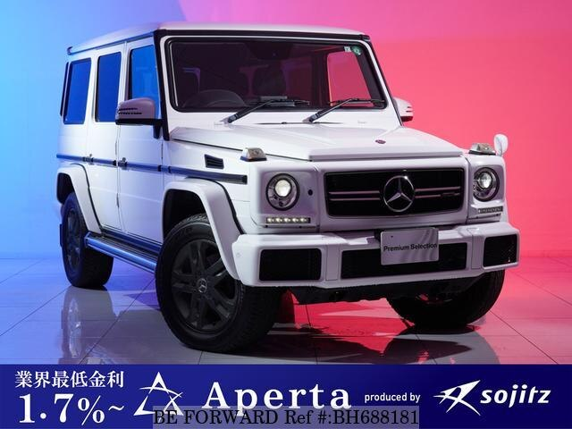 Used 2017 MERCEDES-BENZ G-CLASS BH688181 for Sale