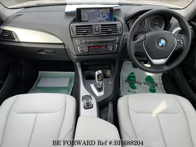 Used 2012 BMW 1 SERIES BH688204 for Sale