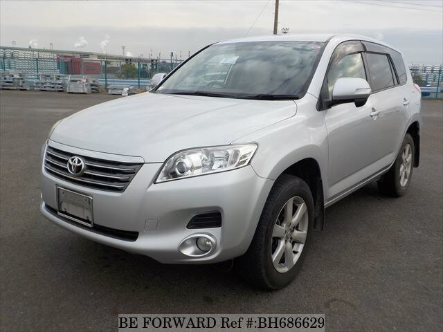Used 2008 TOYOTA VANGUARD BH686629 for Sale