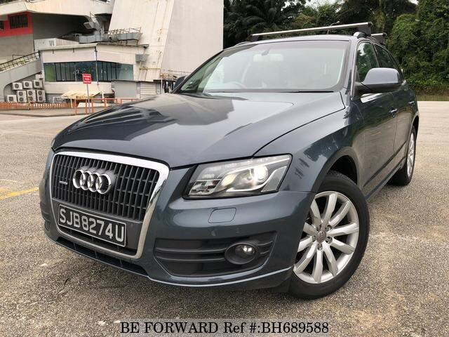 Used 2010 AUDI Q5 BH689588 for Sale
