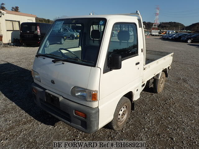 Used 1996 SUBARU SAMBAR TRUCK BH689230 for Sale